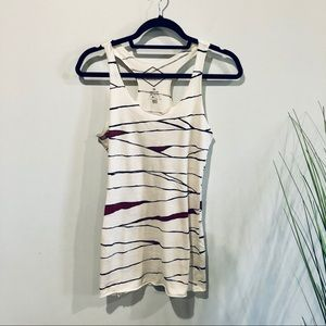 Mummy print tank top mini dress XS costume